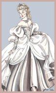 Eileen Rudisill Miller Cinderella Dressed Porcelain FigurineDoll