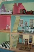 Dollhouse interior