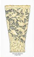 Filigree Forest Large Vase for Lenox