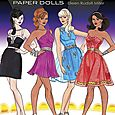 Fashion Models Paper Dolls
