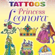 Glitter Tattoos Princess Leonora