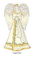 Lenox Angel Bell