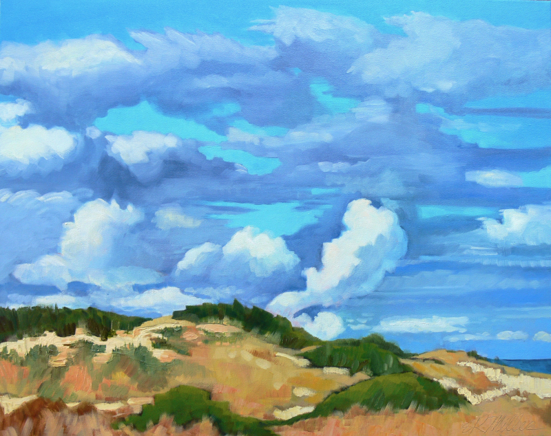 LBI Cloud Drama 24 x 30%22