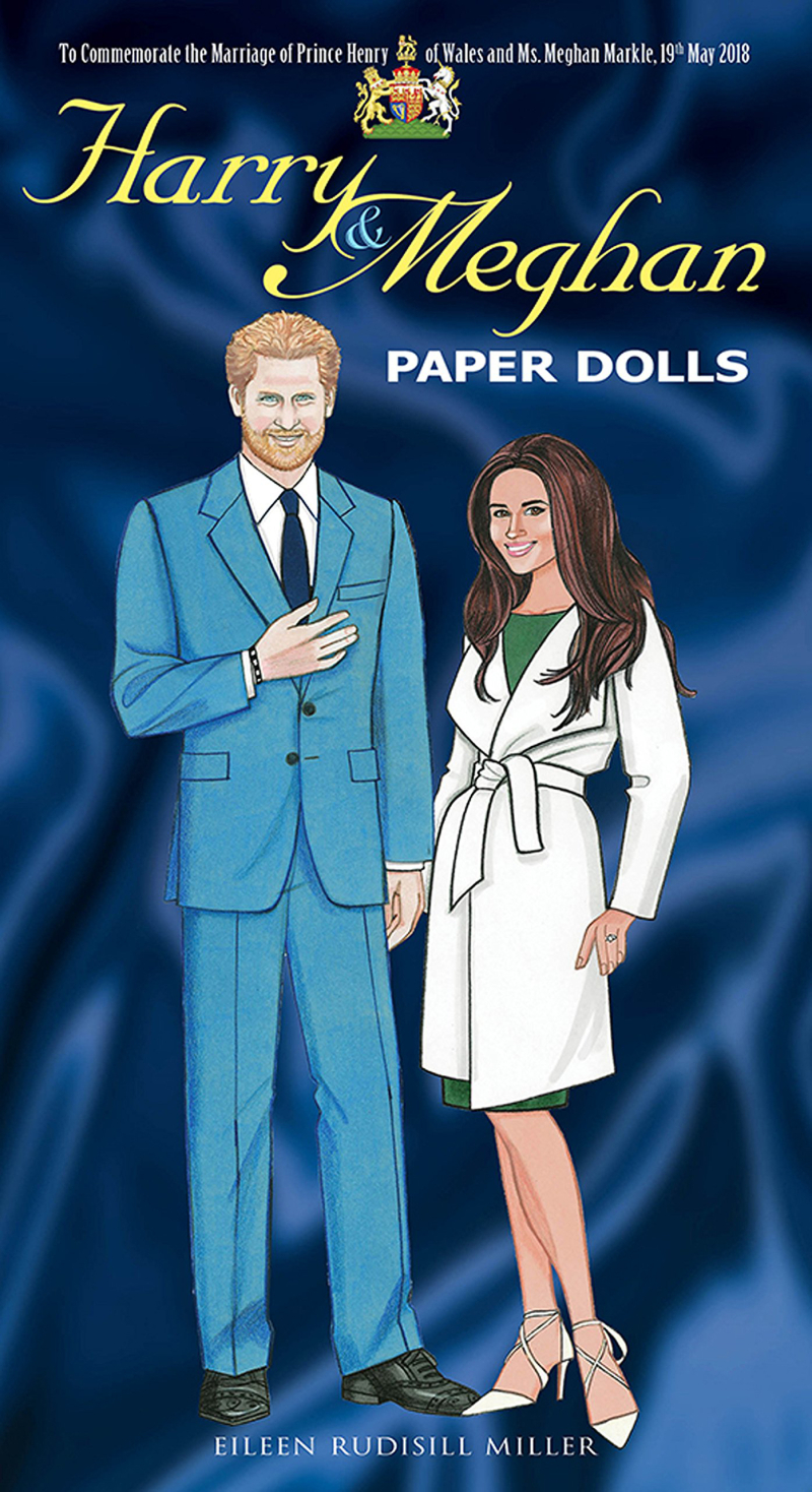 Harry and meghan cover
