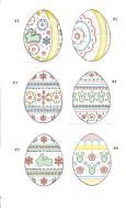 6 Easter eggs