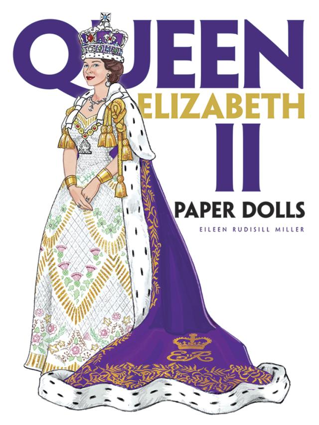 QueenElizabeth 2 Paper Dolls