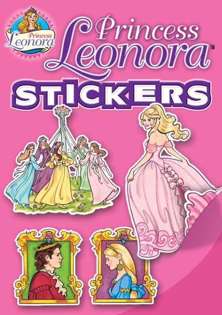 Princess Leonora Stickers