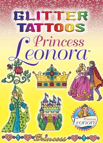 Glitter Tattoos Princess Leonora