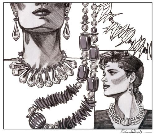S&C safari jewelry