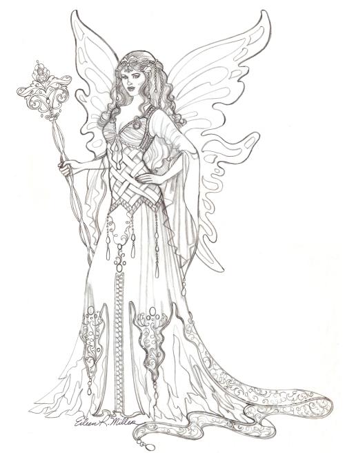 Celtic FairyDoll