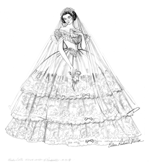 Sonnet Bride Doll