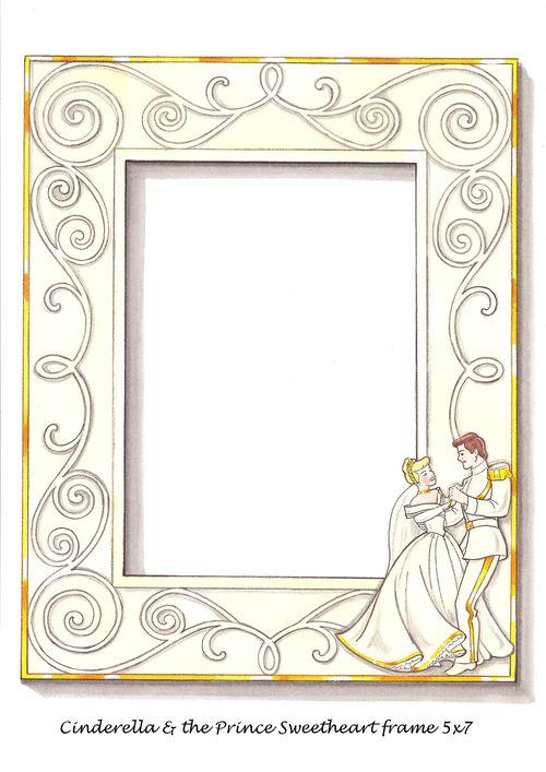 Product Design: Cinderella frame
