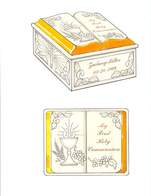 Communion Box for Lenox