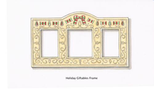 Christmas Giftables Frame for Lenox