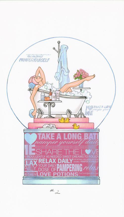 Bath Body Works Globe #3